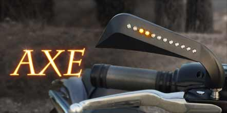Axe LED Mirrors