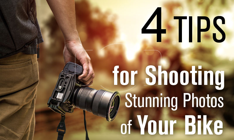 KiWAV tutorial: 4 Tips for shooting stunning photos for your bike