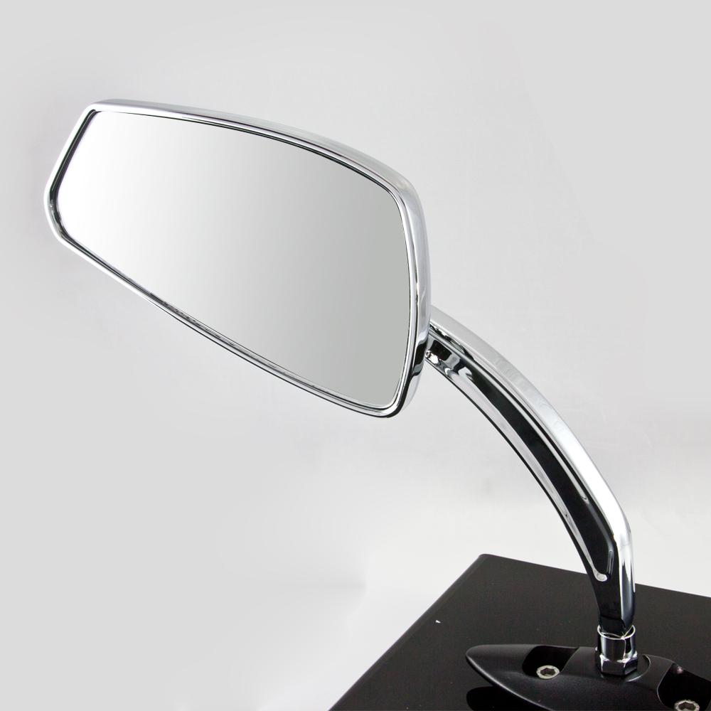 KiWAV mirror aluminum black for HARLEY-DAVIDSON CVO Softail Springer USA STOCK