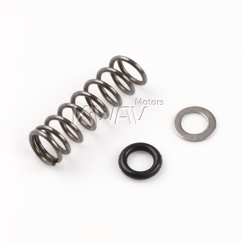 Carburetor idle mixture screw kits