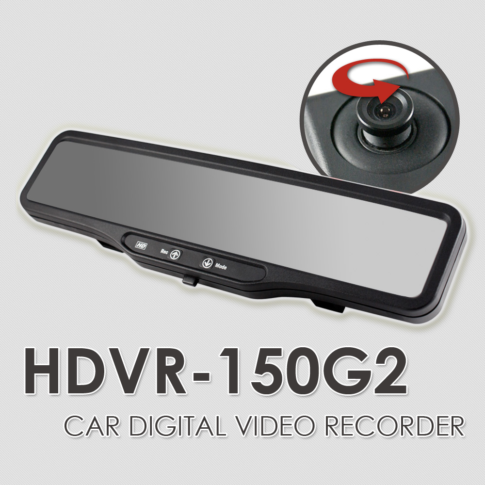 ABEO car dvr HDVR-150 4G SD card