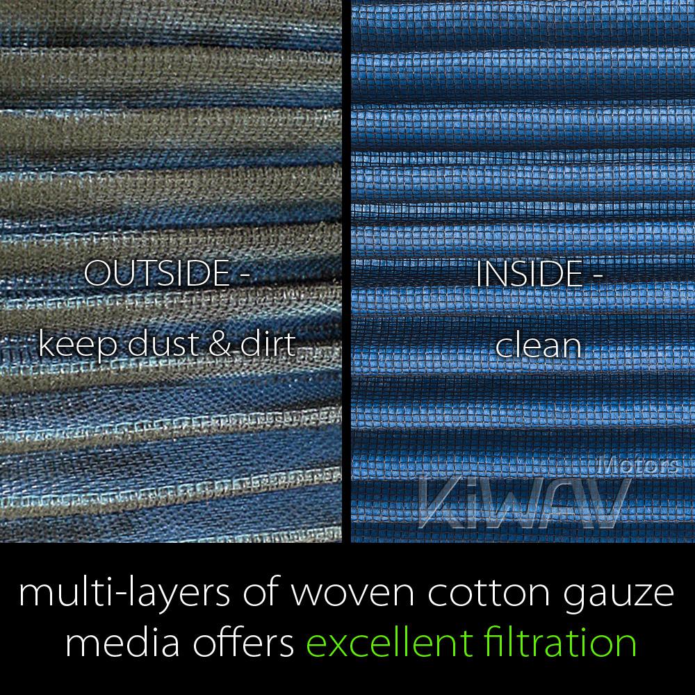 Air Filters Filter For Kawasaki Zx14 Ninja 06 11 Fuel