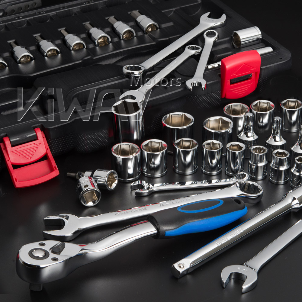 Tool Kits Set Common Use Home Garage Tools Diy Basic