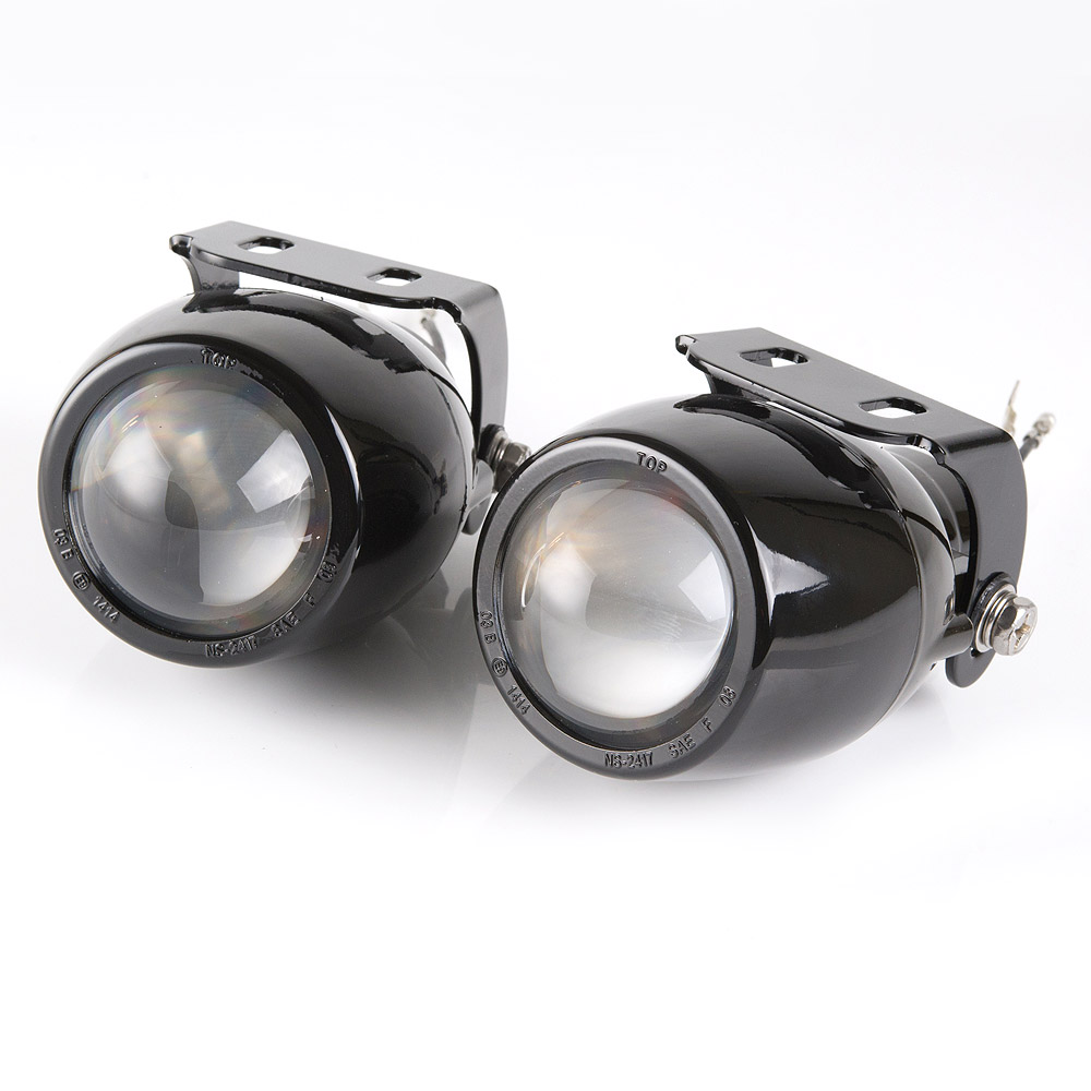 Sirius NS-2417 round fog 1.9 inch projector Lamps Lights
