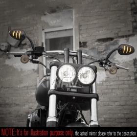 Mirrors for Harley-Davidson Motorcycles - KiWAV motors