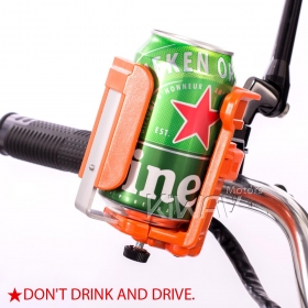 Drink Holder/Cup Holder/Bottle Holder/Water Bottle Holder motorcycle ATV UTV