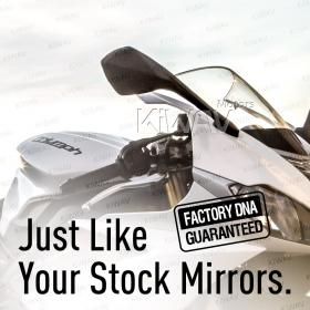 OEM quality replacement mirror FA-936 for Triumph DAYTONA right hand