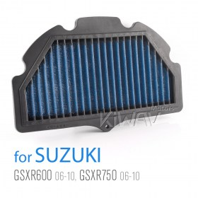 Magazi Air Filter for Suzuki GSXR600 06-10,GSXR750 06-10, OEM part# 13780-01H00